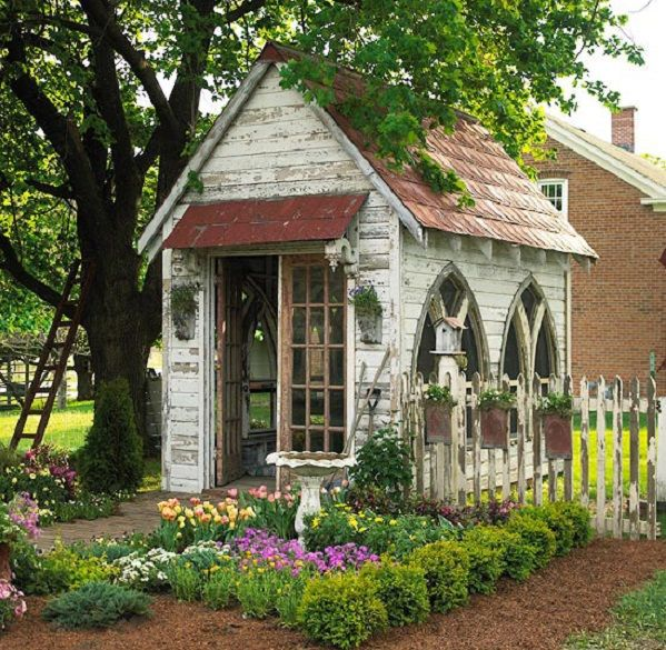 ... Garden Sheds Madison Wi
