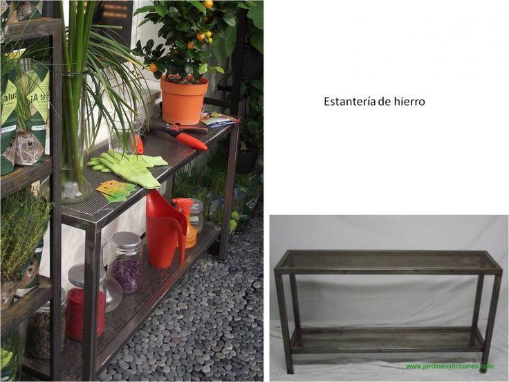 Mueble diseñado por Jardines y Rincones Paisajismo. En venta