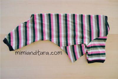 patterns for dog pajamas
