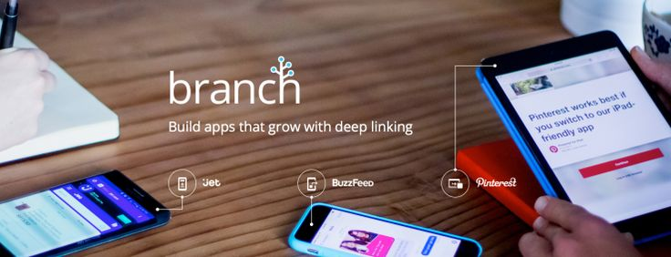 Branch Metrics Snags $35 Million More For Its Deep Linking & App Discovery Business | TechCrunch