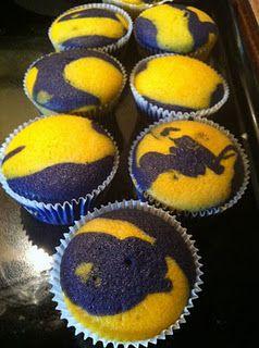 LSU cupcakes