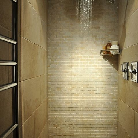 Ceramic Tile Walk In Showers Designs Design Ideas, Pictures, Remodel, and Decor - page 9