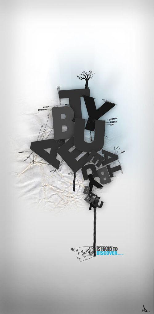Typography: Design is