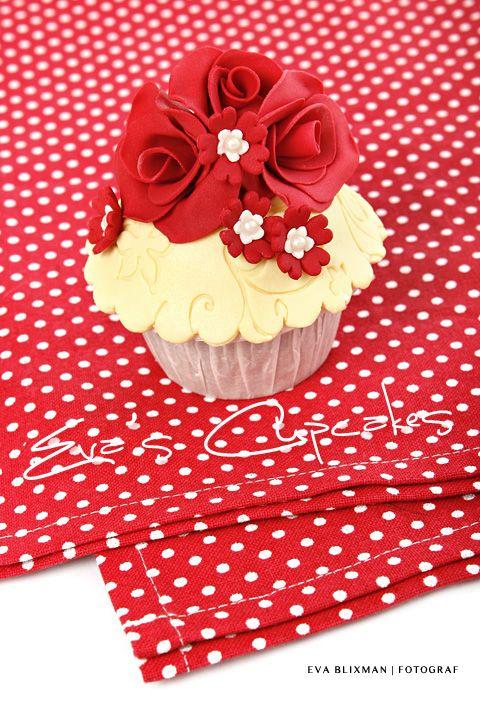 Röda rosor!