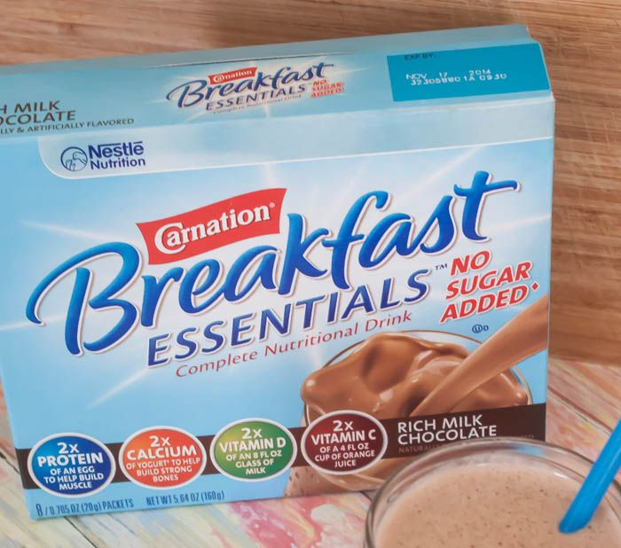 This smoothie is like a lactation cookie, but in a drink form. Same great tasting ingredients, but in the convenience of a complete breakfast meal.