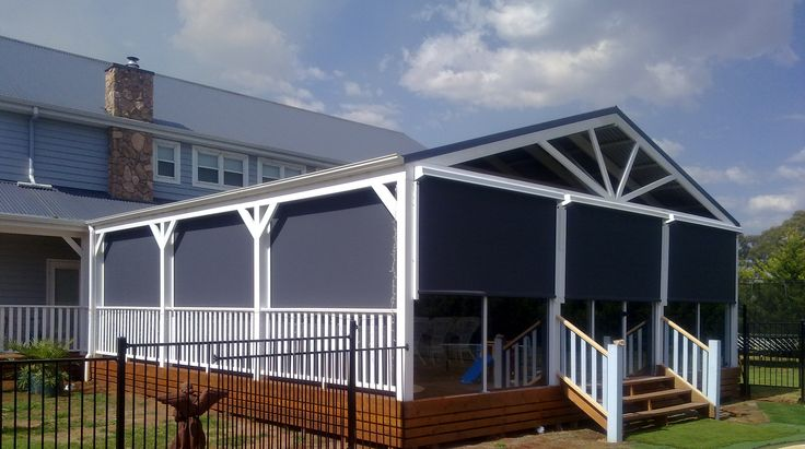 Awnings in Melbourne are manufactured to high standards of quality and durability. We also provide a range of quality Folding Arm Awnings in Melbourne.