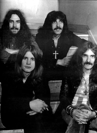 Black Sabbath...Thanks @Micahel Kowal via Pinmarket.
