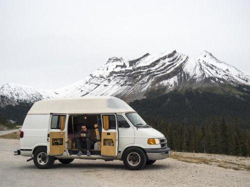 Dodge Ram Van 1500, 2003 Jasper National Park, Canada. 2015
