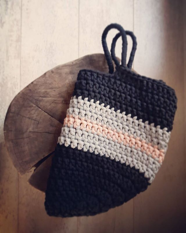 Bag  #sznurekbawełniany #druty #handmade #recznierobione #lovecrocheting #knitting #dzierganie #crochet #diy #knitinstagram #handcrafted #cushion #miladruciarnia #kolor #cottoncord #cotton #instacrochet #crocheting #fabrics #homemade #pattern #wzory #bag #flowers #home #homedecor #knittinglove #wełna #nadrutach #i_love_rekodzielo #handmade