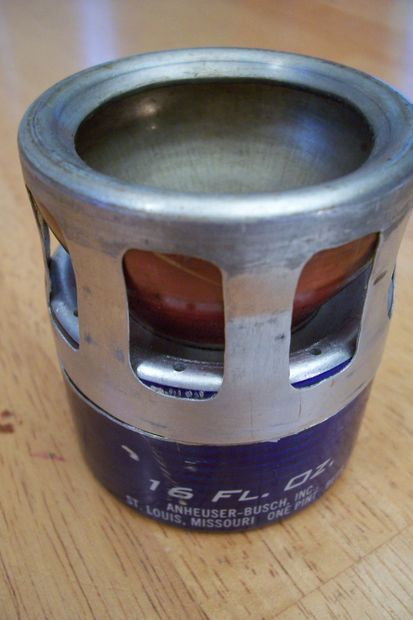 aluminum bottle alcohol stove instructions