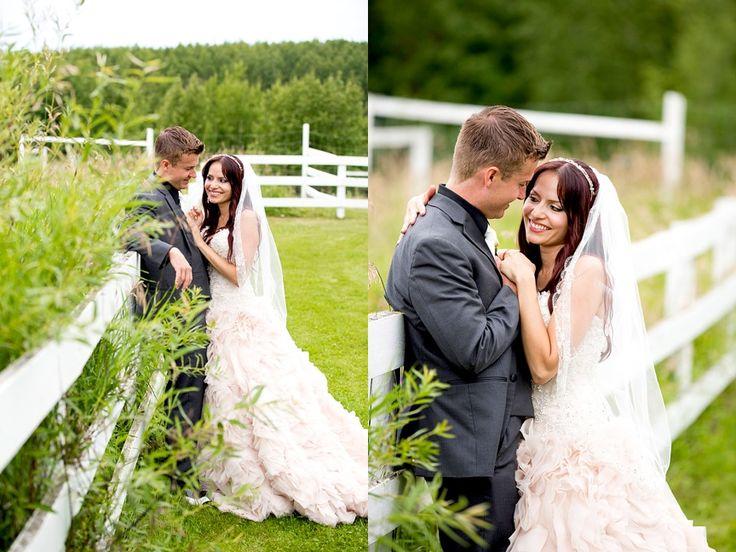 Sylvan Lake Wedding Photographers | Jonathan & Alejandra's Romantic Acreage Wedding, wedding photos, wedding photography, pink wedding dress, calgary wedding photographers