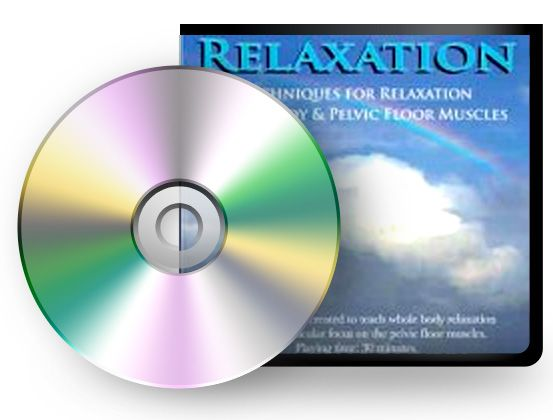 Pelvic Floor Relaxation Specialist Physiotherapy CD For Home Treatment Of  Pelvic Pain In Women Relieves Pelvic Floor Tension U0026 Discomfort With  Intercourse
