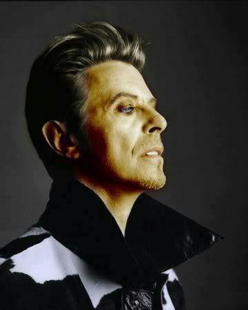 David Bowie is god