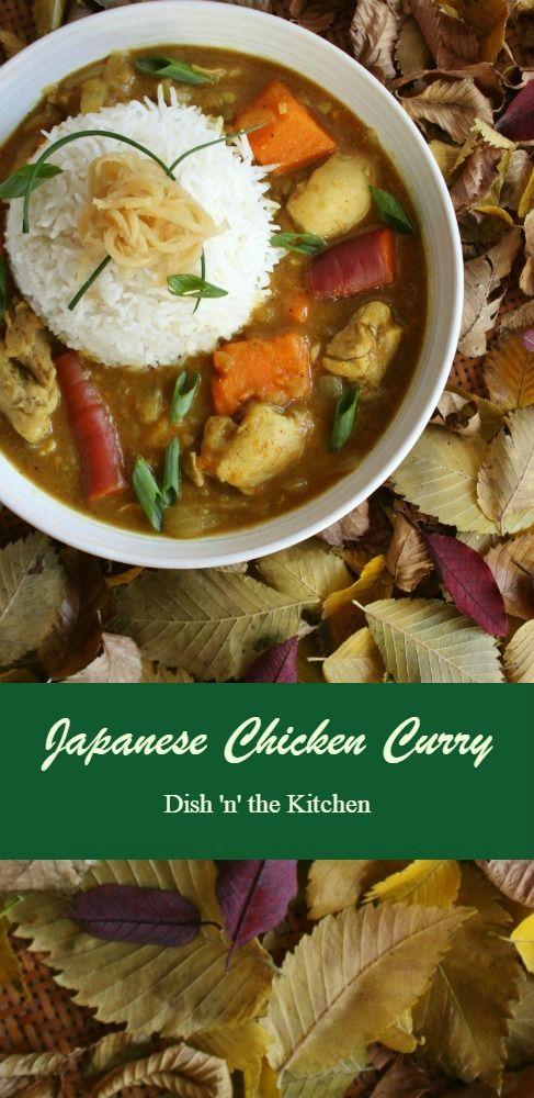 Around the World in Twelve Plates – Japanese Chicken Curry | Dish 'n' the kitchen