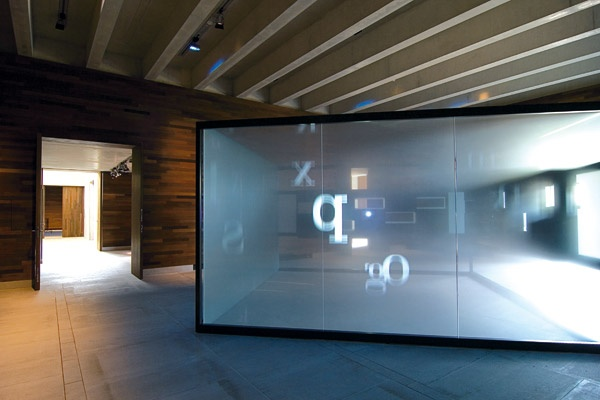 Museum of Modern Literature / Marbach / exhibition design by…