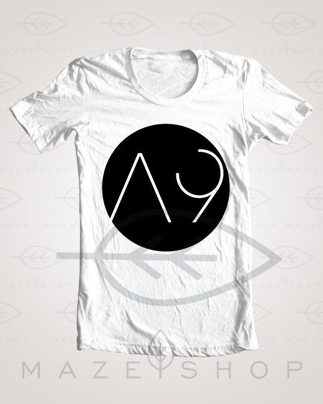 Alice Nine A9 T-Shirt The Gazette Scandal Babymetal Girugamesh One ok Rock SUG #Handmade #BasicTee