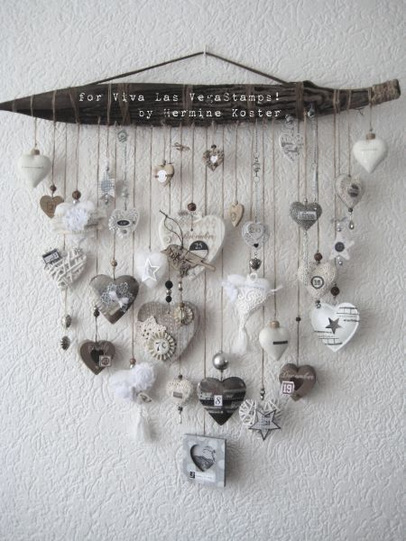 Hearts. Could do this with shell collection?