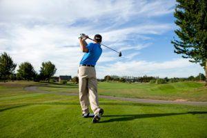 Health Benefits of Golf - Blog by Attorney Nicholas Ellis