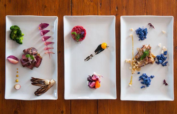 Food and composition @Casadeiracconti #italianfood ph @SimonPadovani