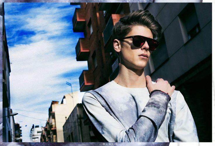Badass Musician - Meet Blu - Vintage Celebrity Sunglasses Eyewear Eyeglasses Glasses Mens Women's $15