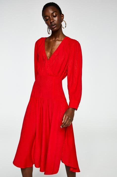 Vestidos rojos sfera