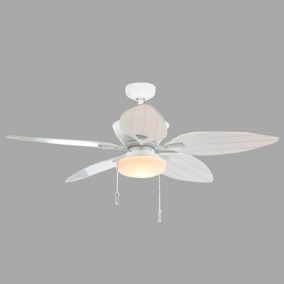 Indoor outdoor matte white ceiling fan outdoor ceiling fansceiling fans with lightswhite