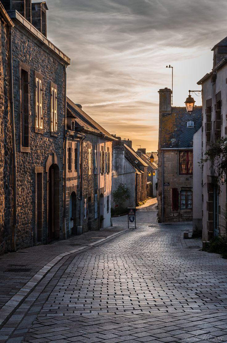 ~~On History Lane | historic village, Pont-Croix, Bretagne, France | by Anne M. Erdogan~~