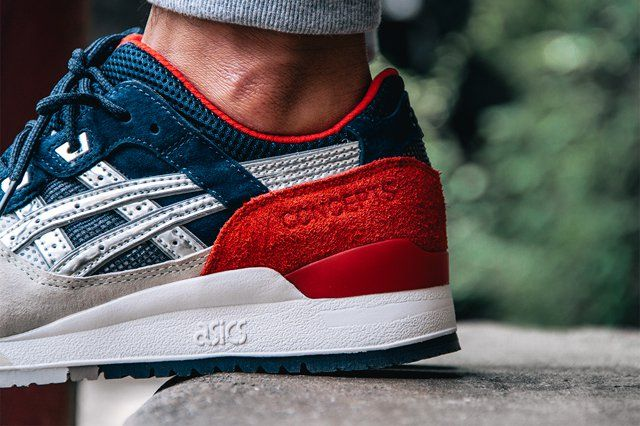 UPDATE: Today is the day GL3 fans – catch these dropping at select ASICS accounts including Wish ATL. Since its establishment in 1996, Concepts has always represented the Boston manor. Approached to join ASICS in celebrating the 25th anniversary of the Gel-Lyte III runner, the store looked deep into their own Beantown background for meaningful inspiration. …