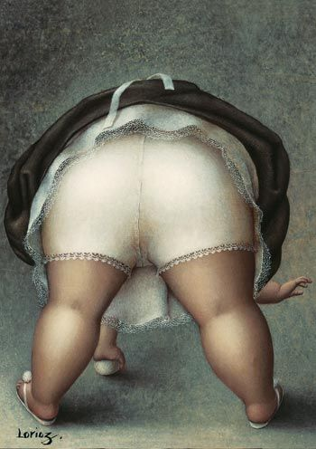 Artist: Jeanne Lorioz
