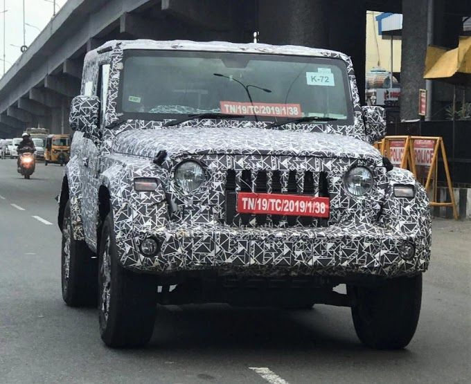 New Mahindra Thar 2020 Engine Price And Launch Date In 2020