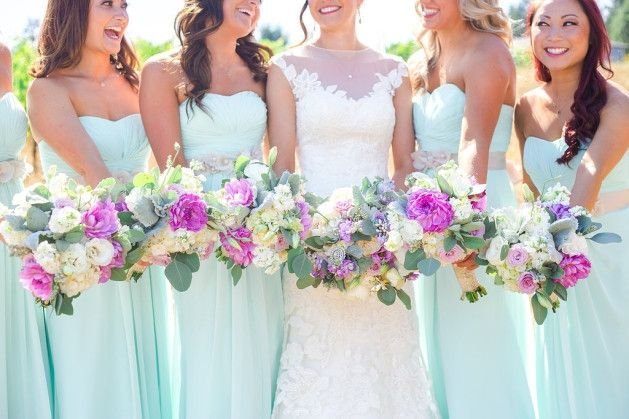 7 Ways to Be The Best Bridesmaid Ever (Photo by RP Imagery via Desiree Hartsock)