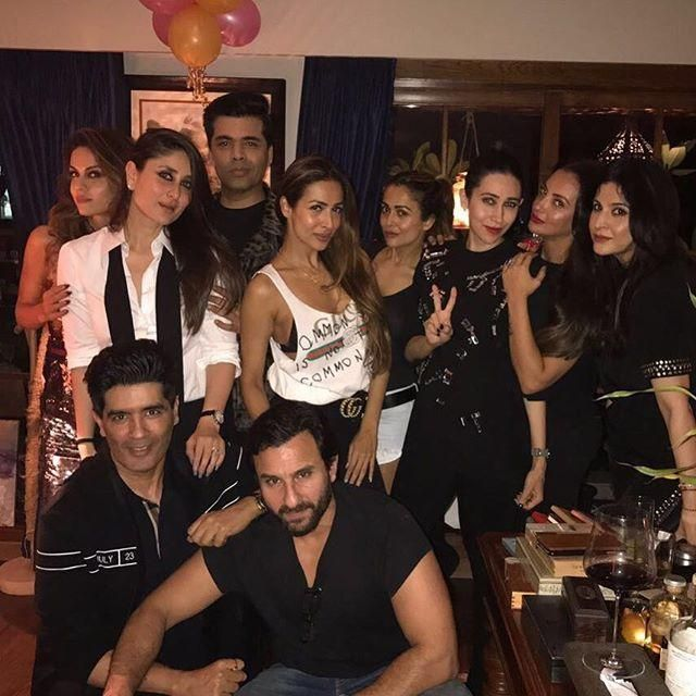 Amrita Arora took to Instagram to share some pictures of her with Bebo. She captioned one of the images as: '' Happy happy birthday my darling beebo ❤️️❤️️;;. In another picture, she wrote: '' It's my best friends birthday ❤️❤️ hahaha stating the obvious.''Recommended Read: Kareena Kapoor Khan: After 17 years in the industry, I expect a certain amount of respect Karan Johar also shared a picture with Kareena and captioned it as: ''Birthday girl.''He shared another picture with Bebo and…
