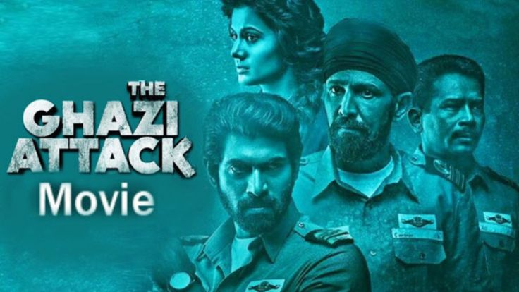 The Ghazi Attack is a 2017 Indian war film written, and directed by Sankalp Reddy. The film based on the mysterious sinking of PNS Ghazi during Indo-Pakistani War of 1971 is shot simultaneously in Telugu and Hindi and dubbed into Tamil. The film stars Rana Daggubati, Taapsee Pannu, Kay Kay Menon and Atul Kulkarni. The film was released worldwide on 17 February 2017 to positive reviews.  Pagalworld Bollywood Movie Download