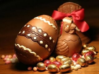 huevos de pascua decorados: Chocolates, Eggs, Chocolate Easter, Easter, Easter Eggs, Happy Easter