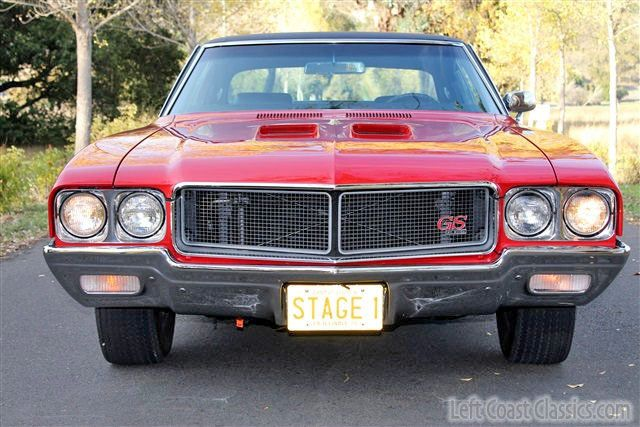 """This is the best 1970 Buick GS 455 Stage 1 I have come across - restored by a legend in the GS world George Steele of GS Restorations. On my """"must have"""" list for sure!"""