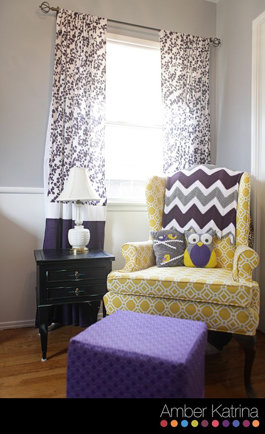 purple grey yellow bedroom 98 best images about baby bedroom on coral 16876