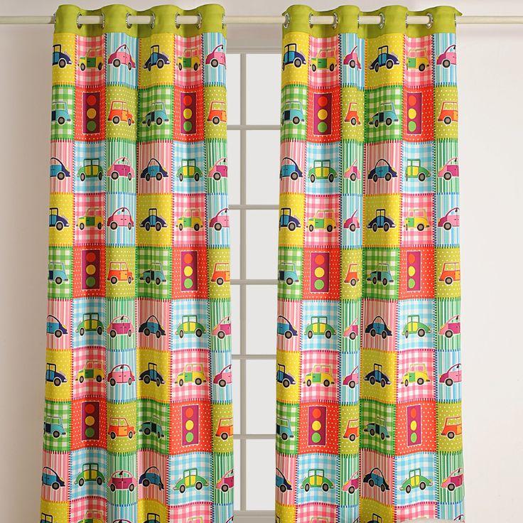 "Verdunkelungsvorhang "" Number Games "" | Buy @ inhoma24.de #inhoma #Kinder #Bettwäsche"