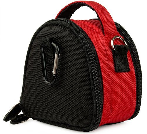 Red Limited Edition Camera Bag Carrying Case with …