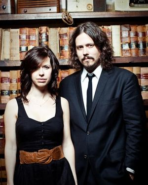 The Civil Wars. Quickly becoming a favourite of mine.