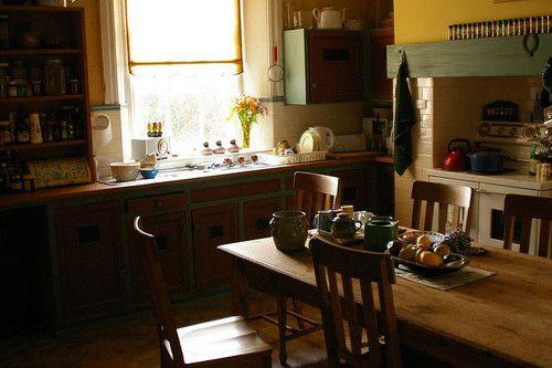 McLeod's Daughters keuken