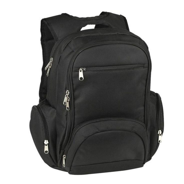 Explore Backpack Travel Books Bag Multi Pockets Organizer Laptop Pouch