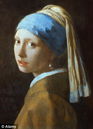 So who is The Girl with the Pearl Earring? How technology created to spot terrorists could solve art's greatest mysteries