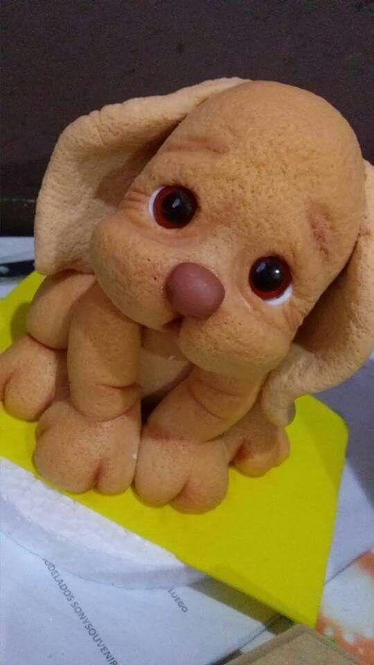 Cachorrito porcelana fría