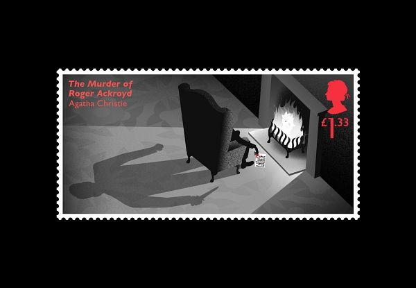 Royal Mail I Agatha Christie