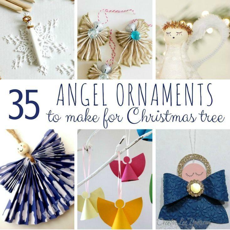 Crochet Angel Baptism Gift Christmas Lace Angel Ornament Tree: 78+ Images About Angel Crafts On Pinterest