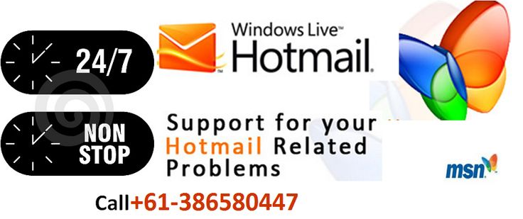 Great work by Hotmail Support Australia Team for regarding to hotmail email accounts issues with hotmail support and help Australia phone number + (61) 386580447.