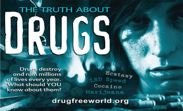 Free World: Facts About Drug Addiction