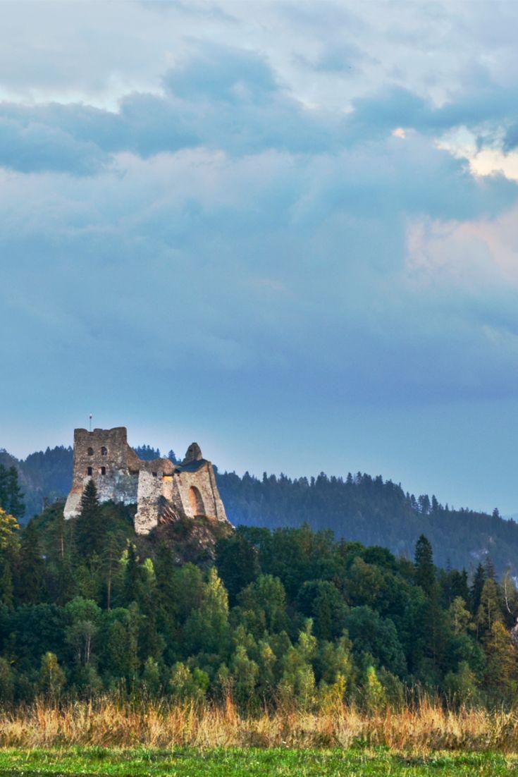 Czorsztyn castle/ Poland  #travel #nocowaniepl