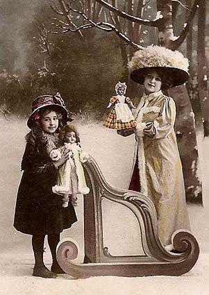 wonderful vintage Christmas history