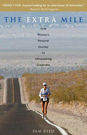 Pam Reed, mother of FIVE and ultra marathoner who won Badwater twice.  Not just in the women's category.  She won over ALL.  Badwater is a 135 mile race across Death Valley where temps reach the 130's.